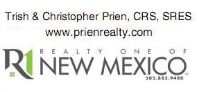 Prien Realy One of New Mexico contact and logo